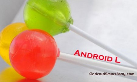 Android L: ���� �����?