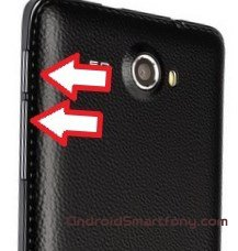 Hard reset Fly IQ456 ERA Life 2 - снять графический ключ, сбросить настройки на заводские