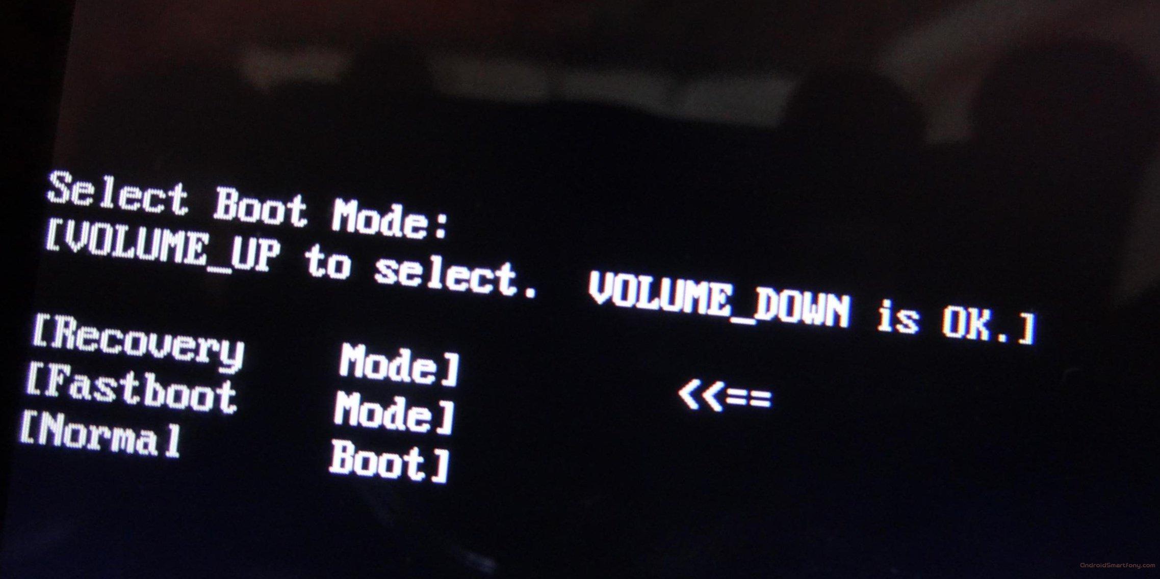 как сбросить систему на андроиде инструкция?