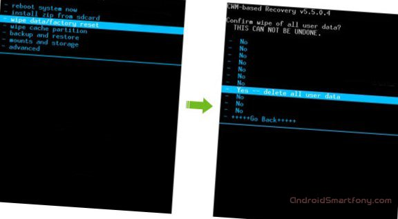 Как сделать сброс на андроиде без потери данных 820