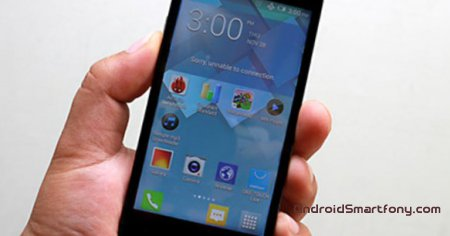 Hard reset Alcatel One Touch Idol Mini 6012 - снять графический ключ и пароль, сбросить настройки до заводских