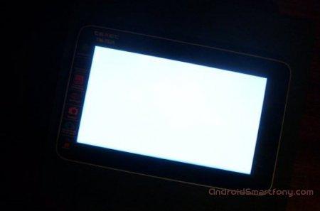 Почему у планшета экран не загорается