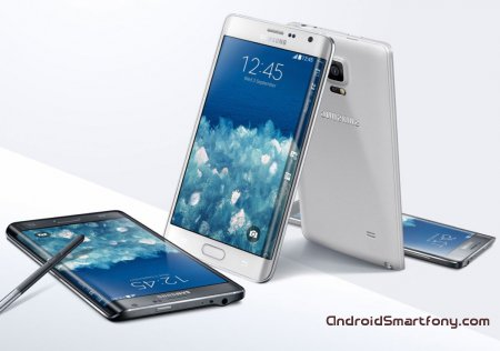 ����� ���������� ������� Samsung Galaxy Note 4 � Galaxy Note Edge