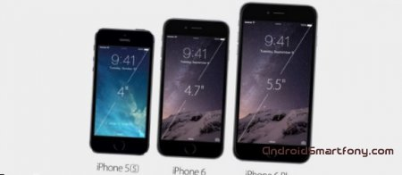 Apple iPhone 6 vs Android ��������