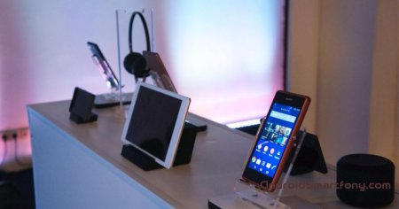 ����������� Sony Xperia Z3, Z3 Compact � Xperia Z3 Tablet Compact � ������ (�����)