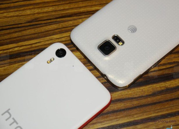 Samsung Galaxy s5 vs Htc