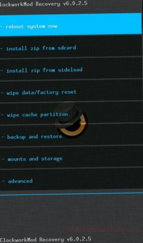 Как сделать бэкап системы в рекавери