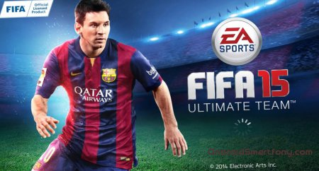 Скачать FIFA 15 Ultimate Team для Android и iOS