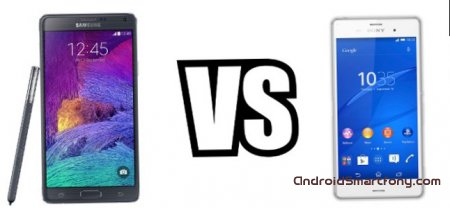 Сравнительный обзор Samsung Galaxy Note 4 vs Sony Xperia Z3