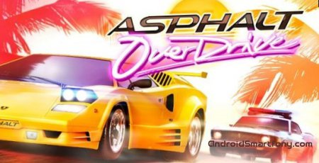 Asphalt 9 Overdrive (Android, iOS, iPhone, iPad)