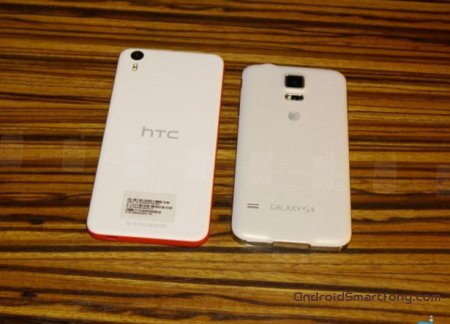Сравнительный обзор Samsung Galaxy S5 vs HTC Desire EYE