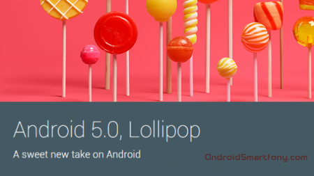 ������� Google ���������� �� Android 5.0 Lollipop