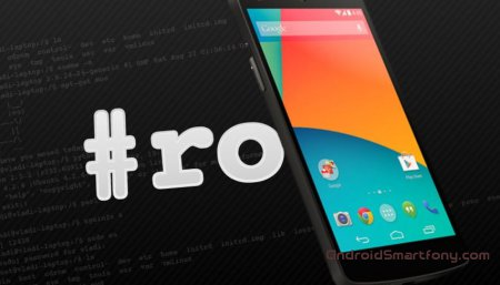 Получение root-прав на Nexus 5 с Android 5.0 Lollipop