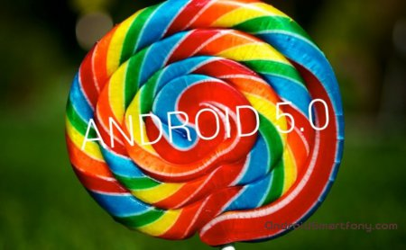 10 �������� � Android 5.0 Lollipop