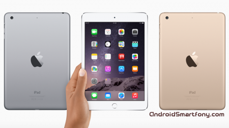 ����� �������� Apple iPad mini 3
