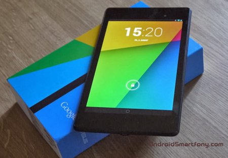 ��� �������� ������������������ Nexus 7 2012 �� ����� Android 5.0 Lollipop