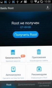 Получение Root прав на Telefunken TF-SP4002