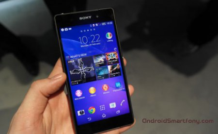 ��������� Root ���� �� Sony Xperia Z3
