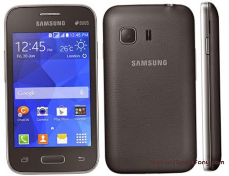��������� Root ���� �� Samsung Galaxy Young 2 SM-G130H