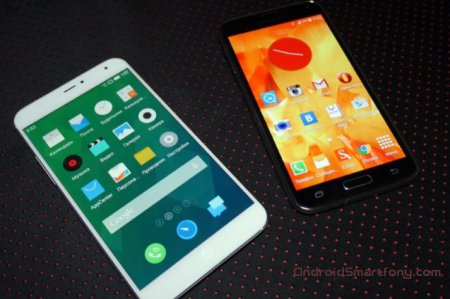Сравнение: Meizu MX4 на MediaTek MT6595 vs Samsung Galaxy S5