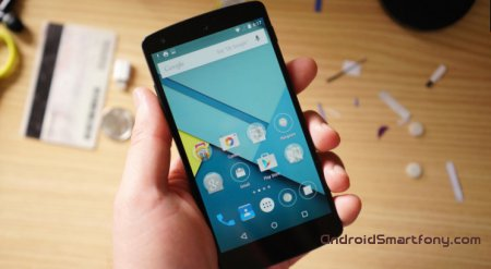 Android Lollipop: ����������� ������������ � ����� ������