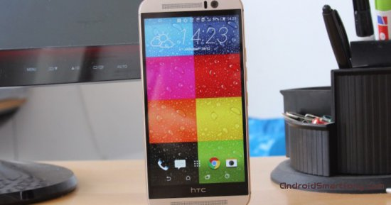 � ��� HTC One M9 ����������� Samsung Galaxy S6
