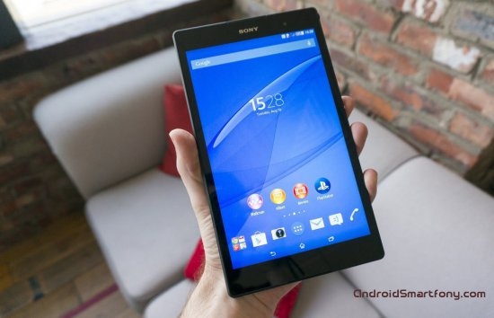 Hard reset Sony Xperia Z3 Tablet Compact - ����� ��������, ������, ������������ �����