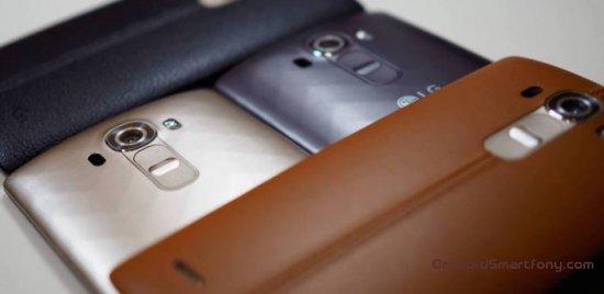 Обзор флагмана LG G4