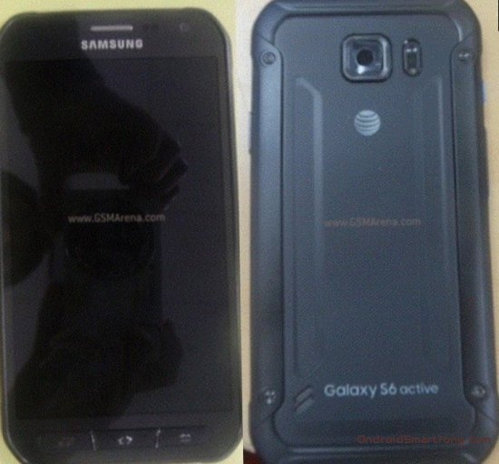 Samsung Galaxy S6 Active - характеристики и фото