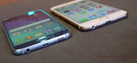 Galaxy S6 vs iPhone 6: почему Samsung лучше?