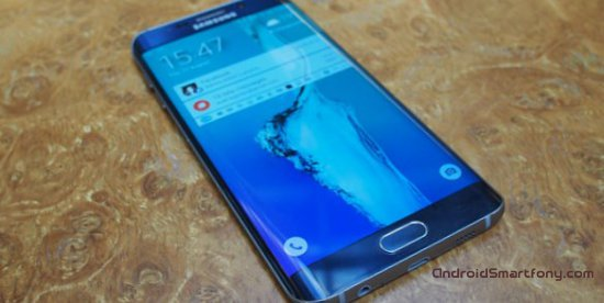Обзор флагмана Samsung Galaxy S6 Edge plus