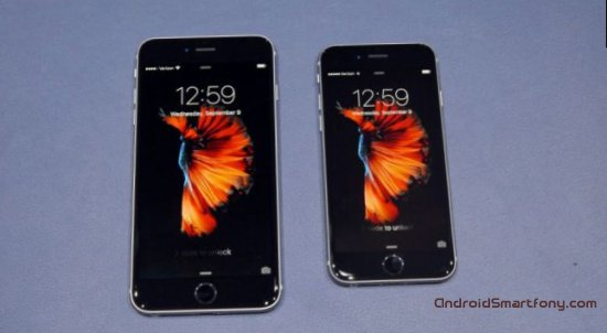 ����� iPhone 6s � iPhone 6s Plus: ������ � �������������