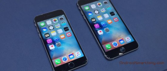 Samsung Galaxy S6 vs iPhone 6s - ������ Samsung �����