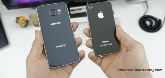 ��� ��������� ������ � iPhone ��� Android �� Samsung Galaxy