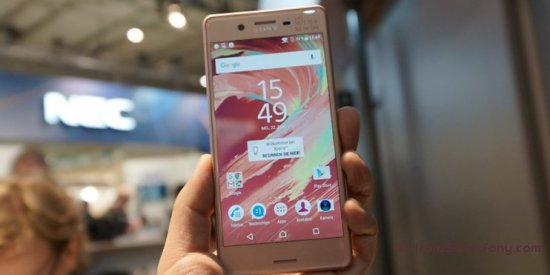 Sony Xperia X Performance фото 3