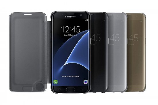 ����� S-VIEW FLIP COVER ��� Galaxy S7