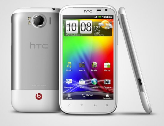 HTC Sensation XL фото