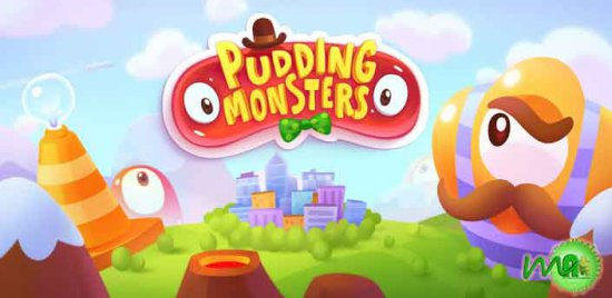 Pudding Monsters Premium для android