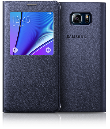Samsung Galaxy Note 5 S-View Flip Cover