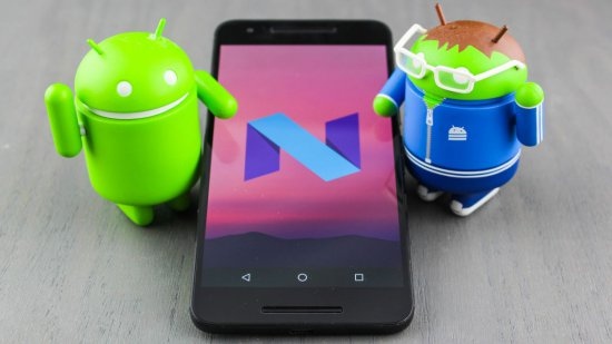 8 ������� �������� Android N