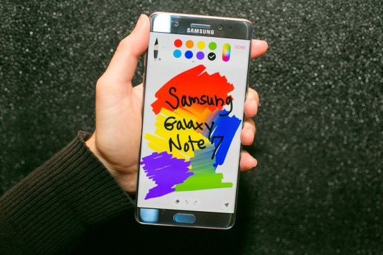Обзор Samsung Galaxy Note 7: вершина мощности и функциональности