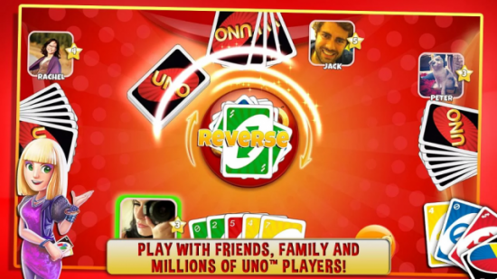 UNO & Friends для андроид