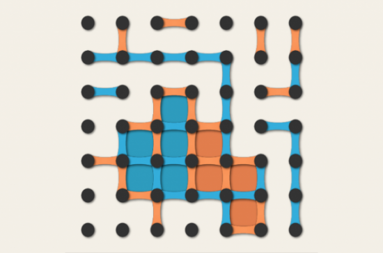 Dots and Boxes для андроид