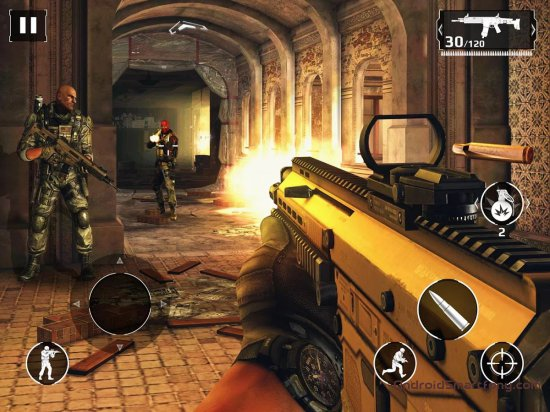 5 игр в стиле Call of Duty на Android и iOS