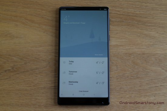 xiaomi mi mix 256gb black
