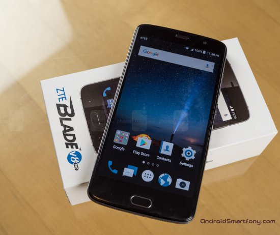 The Word zte blade v8 pro review so