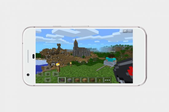 Minecraft – Pocket Edition для android