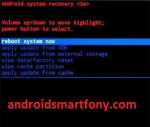 Micromax reboot system