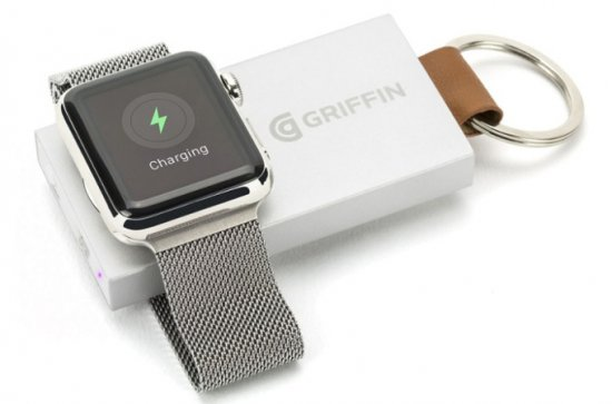 Ottim Keyring / Apple Watch Charger