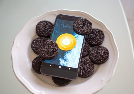 Android 8 обзор